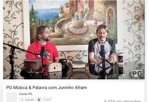 MINIATURA PG E JUNINHO